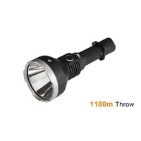 Acebeam Rechargeable Farthest Throwing Led Flashlight Torch Versatile Light - 2500-Lumens #t27