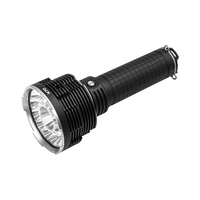 Acebeam High Power Rechargeable Led Searchlight Torch - 60000 Lumen 1115M Long Throw Beam #x70-5000K