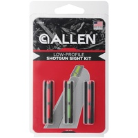 Allen Low Profile Shotgun Sight Kit 3PC