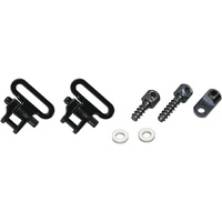 Allen Magnum Swivel Set For Ruger Rifles With Barrel Bands Fits 1 Inch Slings