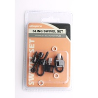Atacpro Gun Sling Swivels Set