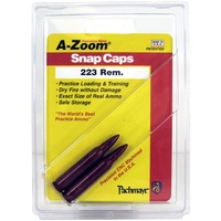 A-Zoom 223 Remington Metal Snap Caps - 2 Pack