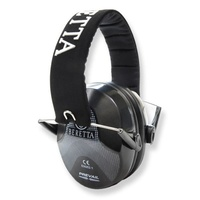 Beretta Shooting Earmuffs Black