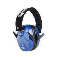 Beretta Shooting Earmuffs Blue