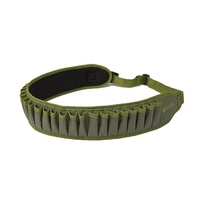 Beretta Gamekeeper 20G Cartridge Belt - Green Leaf #ca76-3551-702
