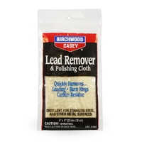 Birchwood Casey Lrc Lead Remover & Polishing Cloth
