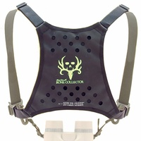 Butler Creek Bone Collector Edition Deluxe Bino Caddy Binocular Harness Black