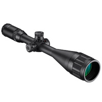 Barska 6-24X50Mm Ao Ir Blackhawk Rifle Scope - Red Green Illuminated Mil-Dot Reticle #ac12464