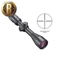 Bushnell Banner2 3-9X50 Bdc Rifle Scope - W Doaqbr + Rings #burb3950Bs11
