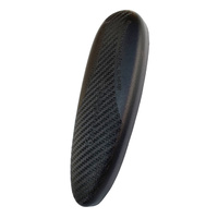 Cervellati Microcell Recoil Pad 15Mm Thick - Black 92Mm Hole Space #213108-B