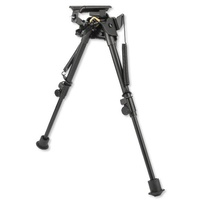 "Champion Bipod With Cant Traverse 9"" - 13"""