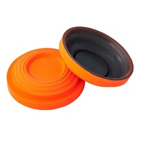 Cta Standard Orange Clay Targe 50pcs