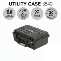 Hd Series Utility Camera Drone Hard Case - Black
