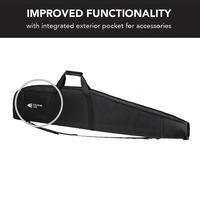 Rifle Soft Case Gun Bag with Thick Padding and 1680D Exterior