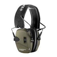 Epic Shot Electronic Safety Shooting Earmuffs - 22Db Nrr Olive Green #explorer Plus