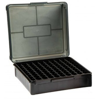 Frankford Arsenal Hinge Lid Ammo Box 380 - 9Mm 100 Rd