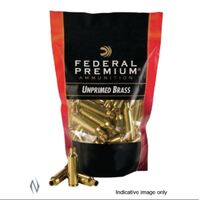 Federal Ammunition Unprimed Brass 338 Fed - 50 Pack #fup338Fed