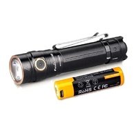 Fenix Ultra-Compact 1600 Lumens Led Torch Flashlight - Usb Type-C & Batteries Included #ld30