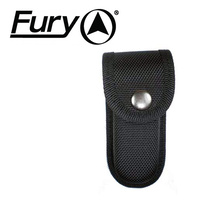 Fury Tactical Hard Moulded Closure Nylon Sheath Holder - Fits 75-93Mm #15203