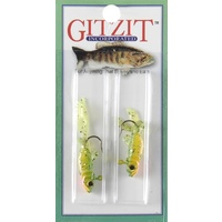 Gitzit Perch Coloring. Ltg Perch 1/16 Oz. 2 Per Pack