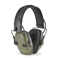 Howard Leight Impact Sport Ear Muff Olive Green