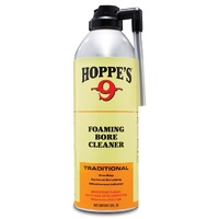 Hoppe's Foaming One Step Bore Cleaner 12Oz