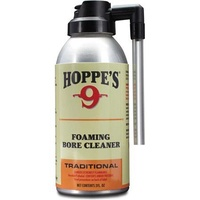 Hoppe's 9 Foaming Bore Cleaner 3Oz One Step Cleaner #907