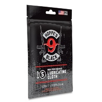 Hoppes Black High Performance Lubricating Cloth