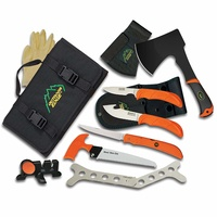 Outdoor Edge The Outfitter 9Pc Hunting Set