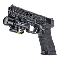 Olight Pl-2Rl Baldr 1200 Lumen Pistol Light With Red Laser