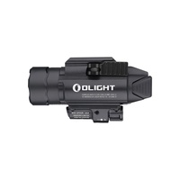 Olight Rail Mount Light Weapon Light With Green Laser - 1350 Lumen W Batteries #baldr Ir