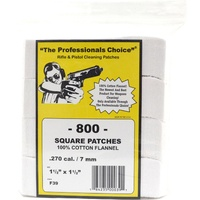 The Prochoice .270/7Mm Patches 800Pk