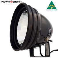 Powa Beam Spotlight With Bracket Pl145wb