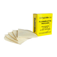 Parker Hale Pre Cut Gun Cleaning Flannelette Patches .270Cal - 45 Pack #ph01Flf2