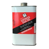 Parker Hale Express Lubricant Gun Care Cleaning Oil Tin - 500Ml #ext500