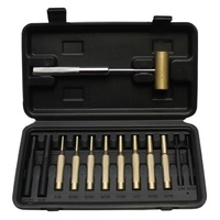 13Pcs Gunsmith Hammer Punch Gunsmith Kit