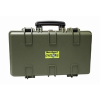 Max-Guard Cyclon Deluxe Pistol Lockable Hard Case #  Pthpc007-G