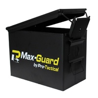 "Max-Guard Ammo Can - ""fat Fifty"" Saw Military Style Pa108"