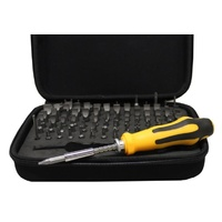 Max-Comp 86 Piece Gunsmithing Screwdriver Set