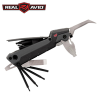 Real Avid Multi-Tool 30-In-1 Gun Tool Pro-X - W Removable Magnetic Led Light #av-Gtprox