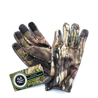 Remington Thick Hunting Gloves W/touchscreen Finger Grip Palm