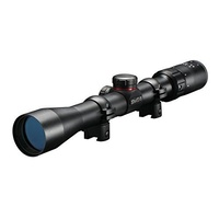 Simmons 22 Mag Rimfire Rifle Scope 3-9X32Mm Adjustable Objective Truplex Reticle With Rings