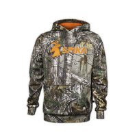 Spika Go Men's Camo Hoodie Hunting Jumper