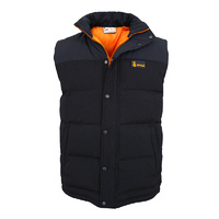 SPIKA SOFTSHELL PUFFER VEST HUNTING CASUAL WEAR
