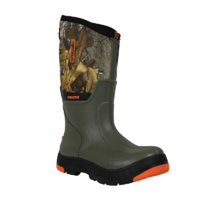 Spika Men's Camo Bruzer hunting Gumboot