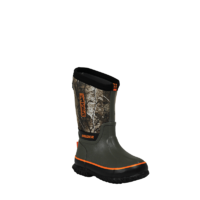 Spika Camo Kids Bruzer Hunter  Farm Mud Boots
