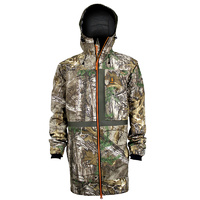 Spika Vertex Peak Hunting Jacket Camo