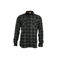 Spika Men'S Go Checkered Shirt - Cotton Yarn Dyed Fabric #gsm-001