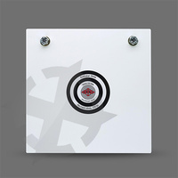 Sts Quick Deploy Target System - 250Mm Square Target - 12Mm Bisalloy 500