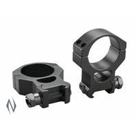Tasco Rings Tactical 34Mm High Matte